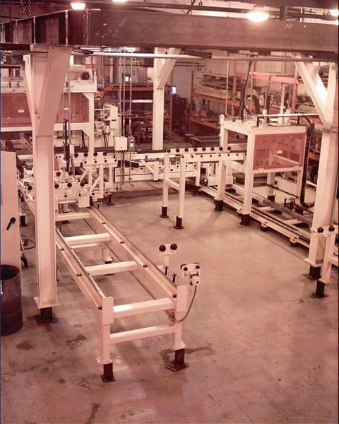 States Engineering Mold Handling Systems
