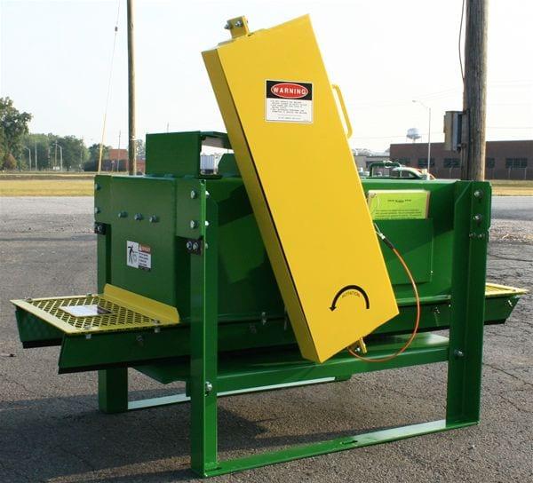 States Engineering Rotary brush aerator