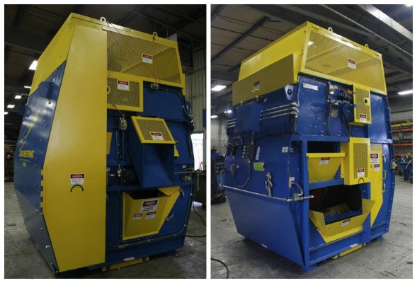 Exclusive Full Service Sand System Provider for Military Grade Casting Operation