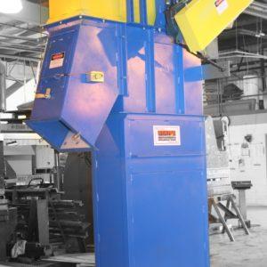 States Engineering – Single Bucket Elevator – Chain industry