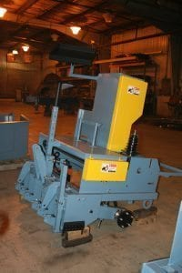 States Engineering - Custom Planter for Agricultural Industry